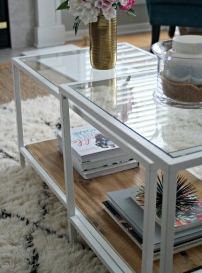 Ikea Restyle: Vittsjo Hack