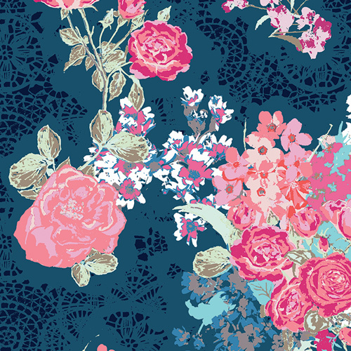 Canden Lane Floral Fabric