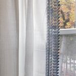 DIY Knock-Off Anthropologie Curtain