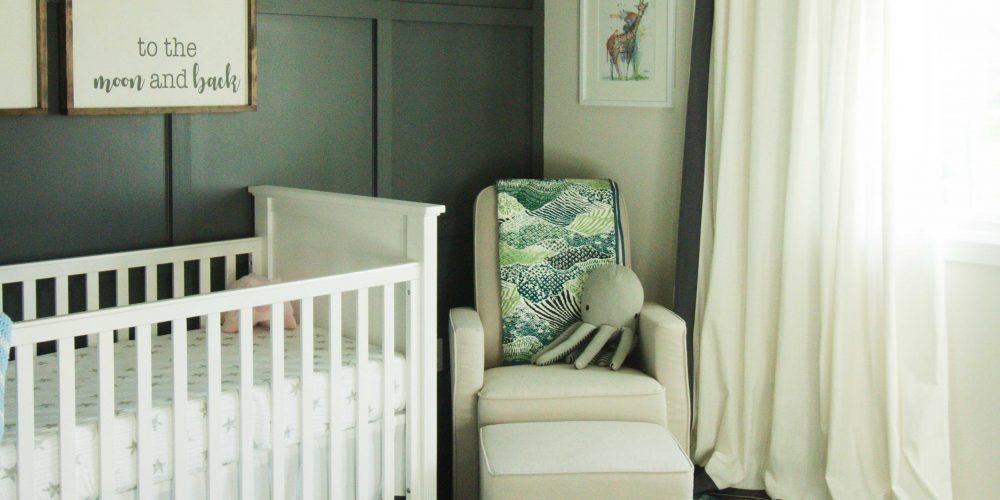 Fall One Room Challenge | Nursery Reveal