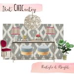 Ikat Chic Entry| Mood Board Monday