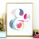 Etsy Art Round Up & A FREE printable!!