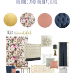 The Bold and the Beautiful| Mood Board Monday