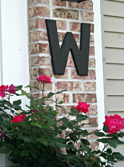 Front Porch Summer Decor