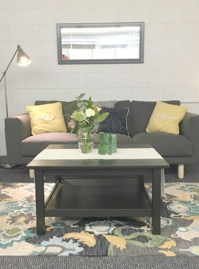 Teacher Lounge Reveal