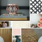 Blush, Gold, & Glam| Fall Home Tour
