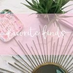 Favorite Finds| A Spring Home Tour, Hygge, and an Announcement!